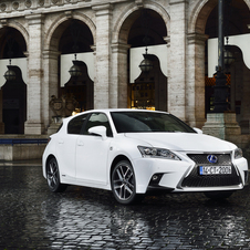 Lexus CT 200h Executive+