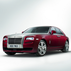 According to Rolls-Royce minor and subtle changes have been made to the design
