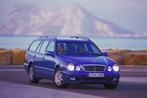 Mercedes-Benz E 200 Estate