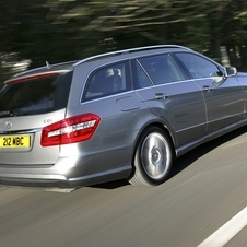 Mercedes-Benz E250 Estate CDI BlueEFF. Sport