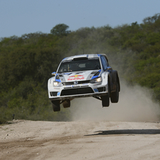 The Polo R WRC will race up the Goodwood hill