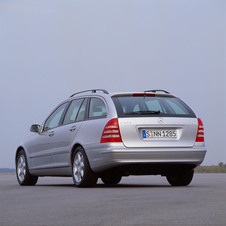 Mercedes-Benz C 270 CDI Station Wagon