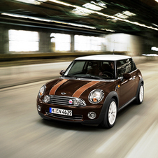 MINI (BMW) Mini Cooper 122 hp 50 Camden
