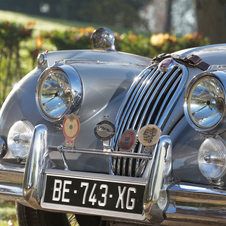 Jaguar XK 140 SE Drophead Coupé