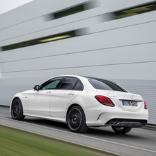 The C450 AMG 4MATIC will be equipped with a modified version of the Mercedes twin turbo 3.0 V6 engine
