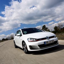 The seventh-generation GTI will be there as the fastest current Golf