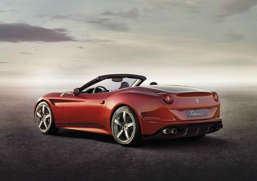 Ferrari California T (I)