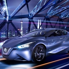 Nissan designed the Friend-ME to look best at night under city lights