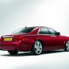 Powertrain remains the same, but Rolls-Royce has made some changes to the car's handling
