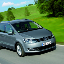 Volkswagen Sharan 1.4I TSI BlueMotion 150hp Trendline