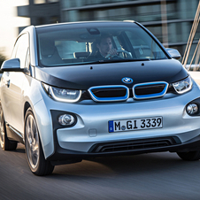 The i3 will be on sale in Europe before the end of the year and on sale in the rest of the world in 2014