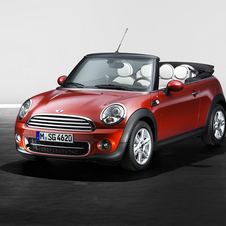 MINI (BMW) Mini Cabrio Cooper 122 hp