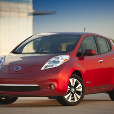 The Leaf is having its best year ever in terms of sales