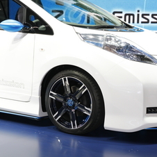 Leaf gets Nismo upgrade