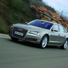 The A8 will be built to take on the S-Class