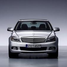 Mercedes-Benz C 200 CDI BlueEFFICIENCY