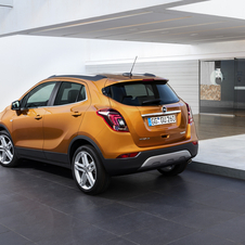 Along with the new generation of turbodiesel 1.6 CDTI engines, the Mokka X will extend the range of petrol engines by integrating the latest 1.4 Turbo