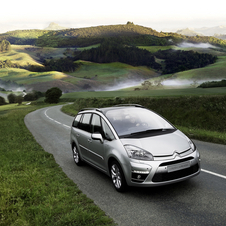 Citroën Grand C4 Picasso 1.6 e-HDi Airdream 112 Seduction CMP6