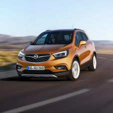 The interior has been completely redesigned and inspired by the new Astra