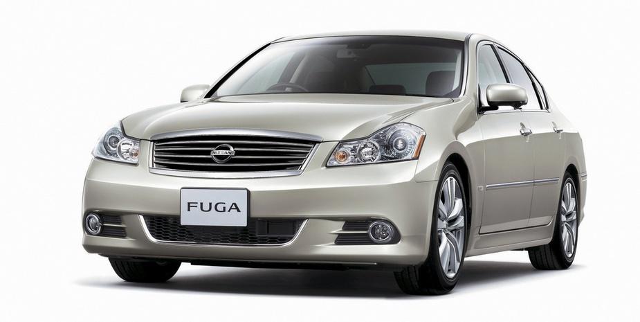Nissan Fuga 250GT :: 1 photo and 56 specs :: autoviva.com