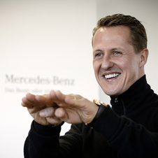 Schumacher is being attended by a team of doctors that are reevaluating his condition every  hour