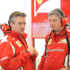 Ferrari President Luca di Montezemolo Trying to be Optimistic for F1 Season