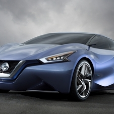 Vehicles for the Chinese market allow Nissan's designers to be open and not have to reference previous cars