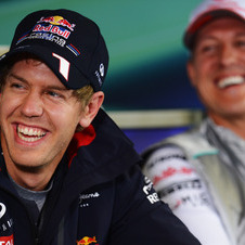 Vettel has dropped to third in the championship with 110 points compared to 154 from Alonso