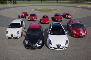 Alfa Romeo has been creating Quadrifoglio Verde road cars since the 60s