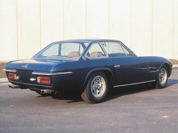 1968 Lamborghini 400GT V12 2+2