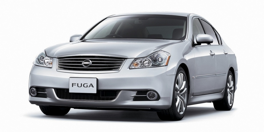 Nissan Fuga 350gt Sport 1 Photo And 56 Specs Autoviva