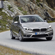 BMW 220d Active Tourer
