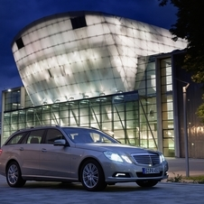 Mercedes-Benz E220 Estate CDI BlueEFF. Sport