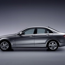 Mercedes-Benz C 220 CDI Auto BlueEfficiency