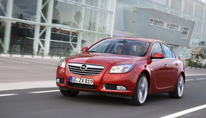 Opel Insignia V6 2.8 Turbo port Adaptive 4x4 Active SelectS