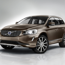 The XC60 is the bestselling Volvo worldwide