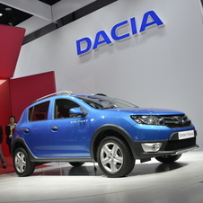 Dacia brought the new Generation Sandero and Sandero Stepway to Paris