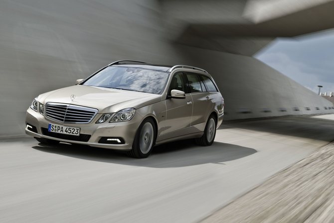 Mercedes-Benz E200 Estate CGI BlueEFF. SE