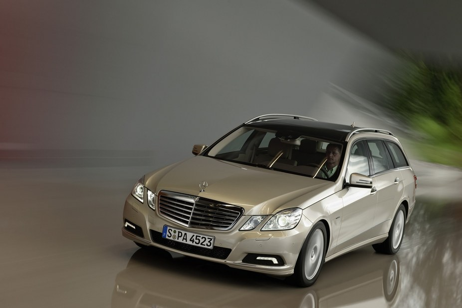 Mercedes-Benz E350 Estate CDI BlueEFF. Avantgarde