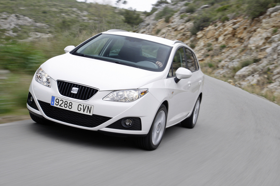 seat ibiza st 1 2 tdi cr dpf ecomotive reference 1 photo and 59 specs. Black Bedroom Furniture Sets. Home Design Ideas