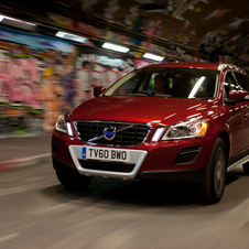 Volvo XC60 D4 AWD Kinetic