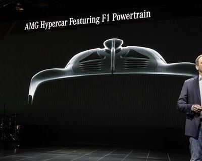 Confirmed: Mercedes-AMG developing hypercar