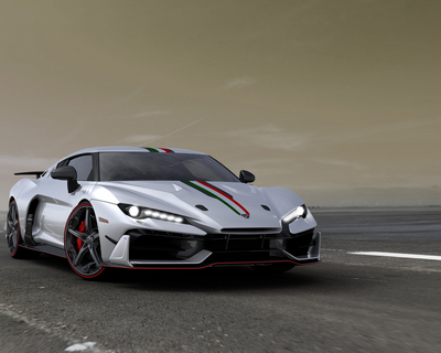 Italdesign reveals first own-brand supercar