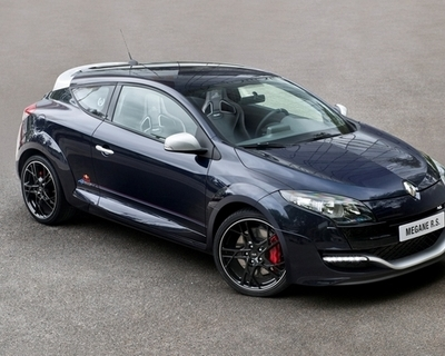 Renault Building Limited Run of RB8-Inspired Megane RS Cars