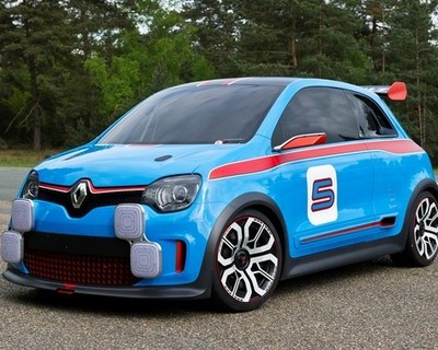 Renault Reveals 5-Inspired 320hp Twin'Run Concept in Monaco