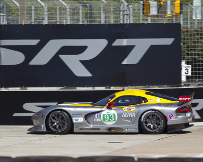 SRT Announces Viper GTS-R Will Race at Le Mans