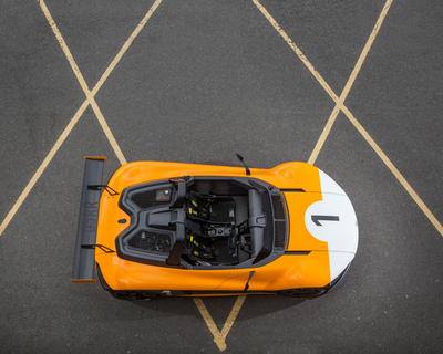 Vuhl launches racing version of the 05