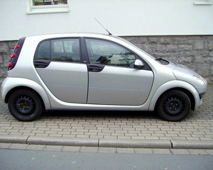 smart forfour 1.3