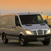 Sprinter Cargo Van 2500 Standard Roof 144-in. WB