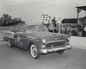 Bel Air Convertible Indianapolis 500 Pace Car